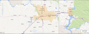 Spokane USDA Loan Map - 2