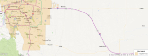 Arapahoe County Colorado USDA Loan Map