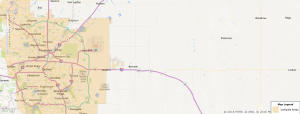 Adams County Colorado USDA Loan Map
