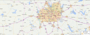 Fort Worth Texas USDA Loans